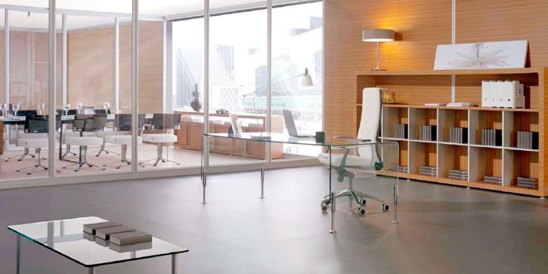Consejos para decorar un despacho de abogados lo que no for Muebles para despacho de abogados